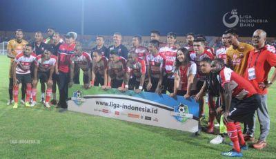 Upaya Madura United Menyelesaikan Kata Hampir
