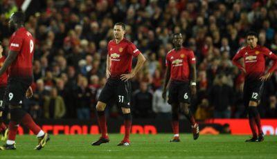 Lini Masa Kekacauan dalam Tubuh Manchester United