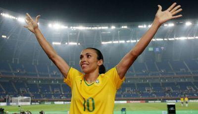 Marta, Pengubah Stigma Perempuan di Sepakbola Brasil