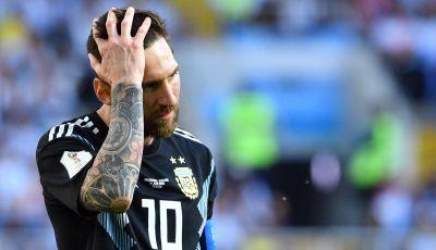 Pengalaman Buruk Ketiga Argentina