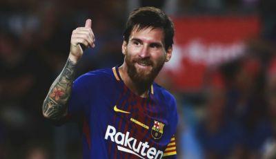 Jangan Lupa, Ia adalah Lionel Messi