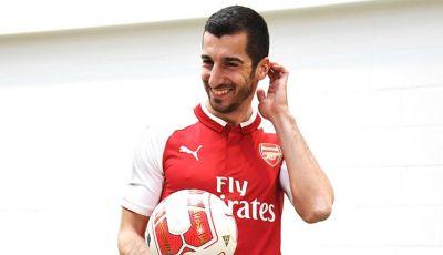 Menebak Posisi Mkhitaryan di Arsenal