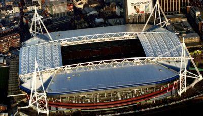 Kemegahan Stadion Millennium dan Cerita Kutukan Tim Tandang