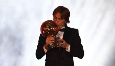 Pantaskah Modric Meraih Ballon d`Or 2018?