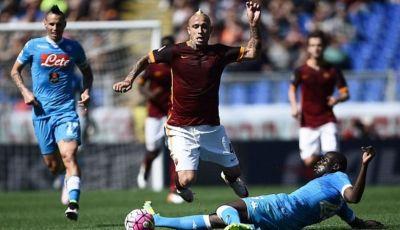 Benci untuk Mencinta Radja Nainggolan kepada Juventus