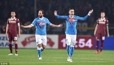 Peluang Napoli Mengingat Stadion Olimpico Sebagai Penyesalan