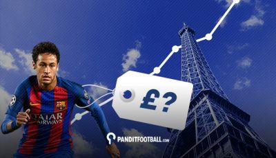 Neymar dan Gilanya Inflasi Harga Pemain Sepakbola