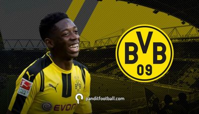 Ousmane Dembele, Jaminan Serangan Berbahaya Dortmund