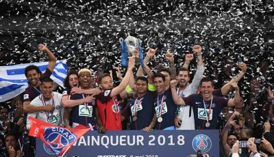 Makna Lain Kemenangan PSG di Final Coupe de France