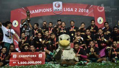 Tim Promosi Jangan Dulu Targetkan Juara Liga 1
