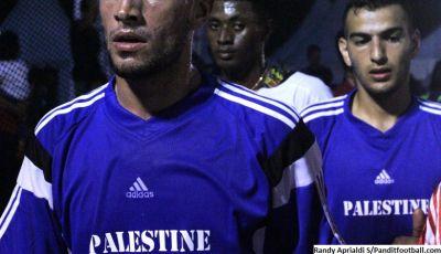 Semangat Sepakbola Jalanan Palestina yang Tidak akan Pernah Mati