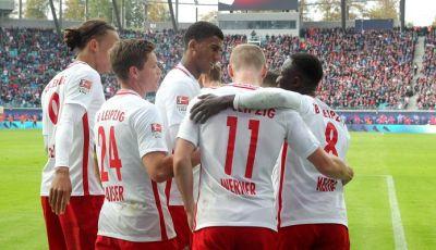 Taktik yang Meroketkan RB Leipzig ke Papan Atas Bundesliga