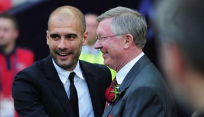 Man City-nya Pep Sebagai Jelmaan Modern Man United-nya Ferguson