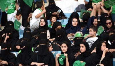 Perempuan di Stadion, Revolusi Besar di Arab Saudi