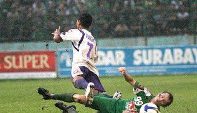 Persebaya vs Persik, Memori Kelam Persebaya Surabaya
