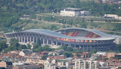 Philip II Arena, Simbol Kebanggaan Masyarakat Makedonia