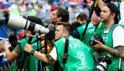 Melihat Fotografer Bekerja
