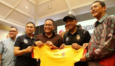 Kencangnya Manuver Sriwijaya FC Menghadapi Liga 1 2018