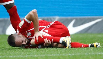 Ribery Pensiun Tahun 2018?