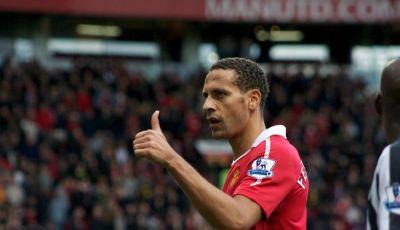 Rio Ferdinand Menjejakkan Kakinya di Manchester