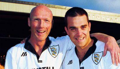 Antara Garuda Select, Robbie Williams, dan Liga Primer Inggris