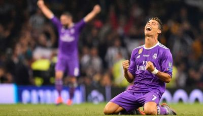 Ronaldo Menjaga Sakralnya Nomor Punggung 7 di Real Madrid