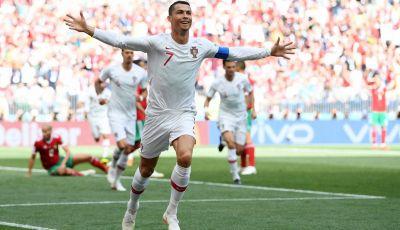 Penghargaan Raja Eropa untuk Cristiano Ronaldo