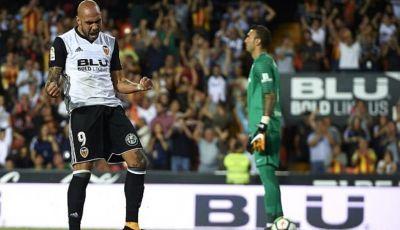 Kegagalan dan Penyesalan Membuat Zaza Bersinar Bersama Valencia
