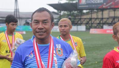 Sarno, Pengubah Stigma Difabel Lewat Sepakbola