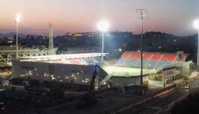 Arena Pertempuran Baru Cagliari Dibuat Hanya dalam 127 Hari