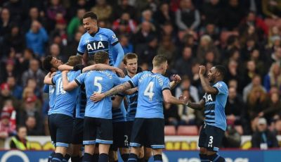 Surat Peringatan dari Spurs untuk Leicester