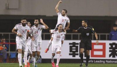 Dilema di Balik Perjuangan Para Pemain Suriah ke Piala Dunia