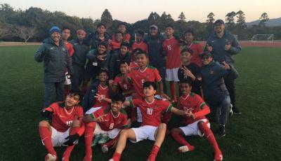 Juara di Jenesys Cup Sebagai Awal Persiapan Timnas U16