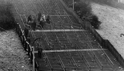 Tragedi Runtuhnya Tangga di Stadion Ibrox