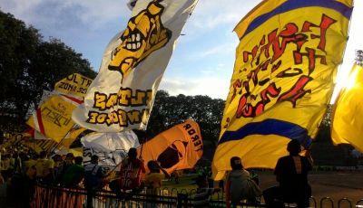 Cerita Dari Tri Dharma: Mengagumi Sepakbola yang Jalan di Tempat