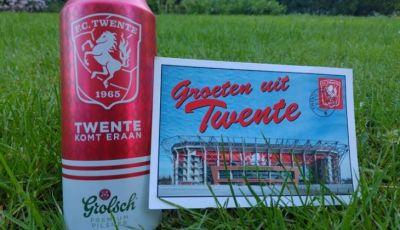 Promosinya FC Twente dan Makna Sekaleng Bir