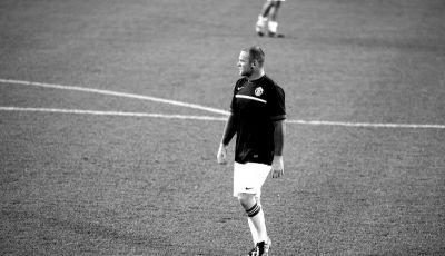 Ketidakjelasan Posisi Wayne Rooney di Timnas Inggris