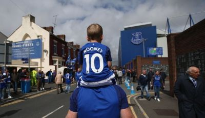 Goodison Park yang Masih Seperti Dulu, Rooney