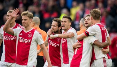 Cara Ajax Menciptakan dan Mendapatkan Pemain Berbakat