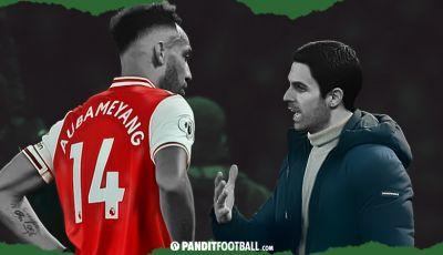 Menakar Ketergantungan Arsenal pada Pierre-Emerick Aubameyang