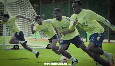 Overlapping Center Back, Senjata Berbahaya Arsenal di Bawah Mikel Arteta