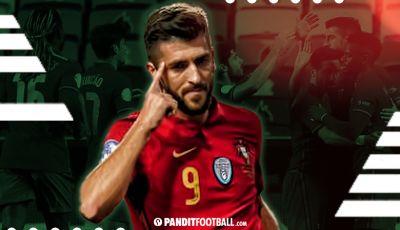 Paulinho Sebagai Opsi Baru di Lini Serang Portugal