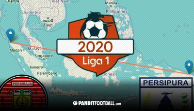 Liga 1 2020 dan Away Day Terjauh di Indonesia
