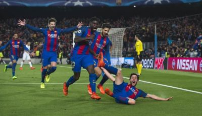 Pelajaran FC Barcelona vs PSG: Waktu adalah Relatif