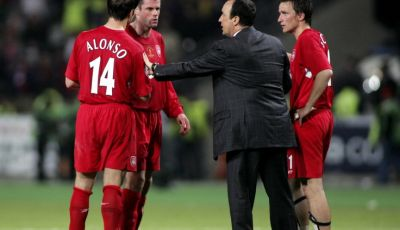 Rafael Benitez, Liverpool dan Kisah di Ruang Ganti Istanbul