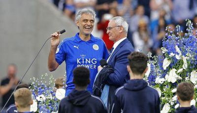 Andrea Bocelli, Ranieri dan Cara Italiano Merayakan Kejayaan dengan Elegan