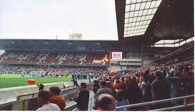 Terima Kasih, Selamat Tinggal Boleyn Ground