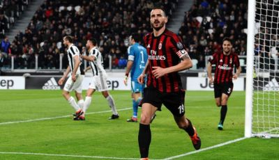 Hikayat Bonucci vs Trio BBC di Allianz Stadium