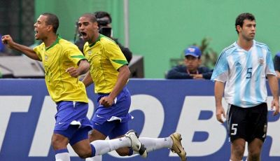 On This Day 2004, Gelar Ketujuh Brasil di Amerika Latin
