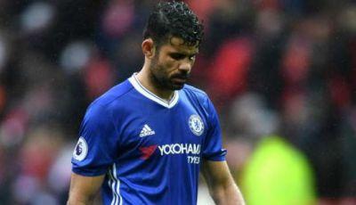 Antara Sesal dan Sedih Diego Costa